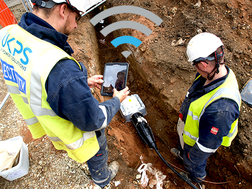 New 'Connect Platform' Speeds Up Connection Process For Flexible Plot Call-off.