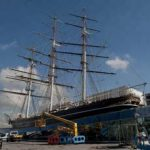 New connections for Cutty Sark renovation