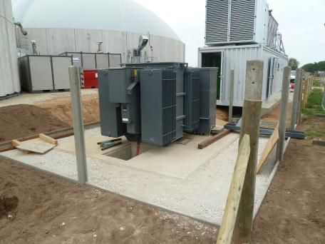 Renewables at Spring Farm