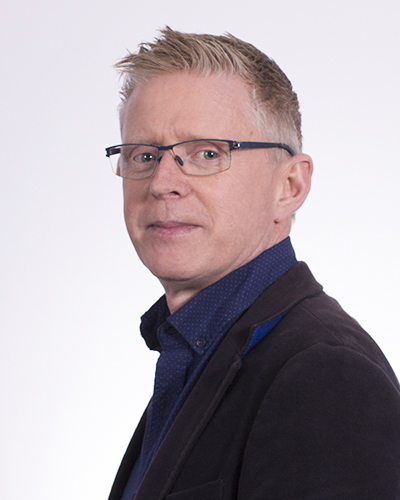 Brian Cooke, Sales Director, UKPS