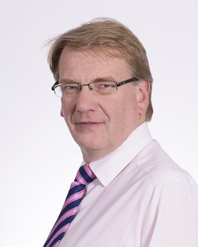 James Trumper, Finance Director, UKPS