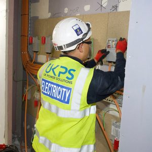 Safe, accredited electrical connections - NERS