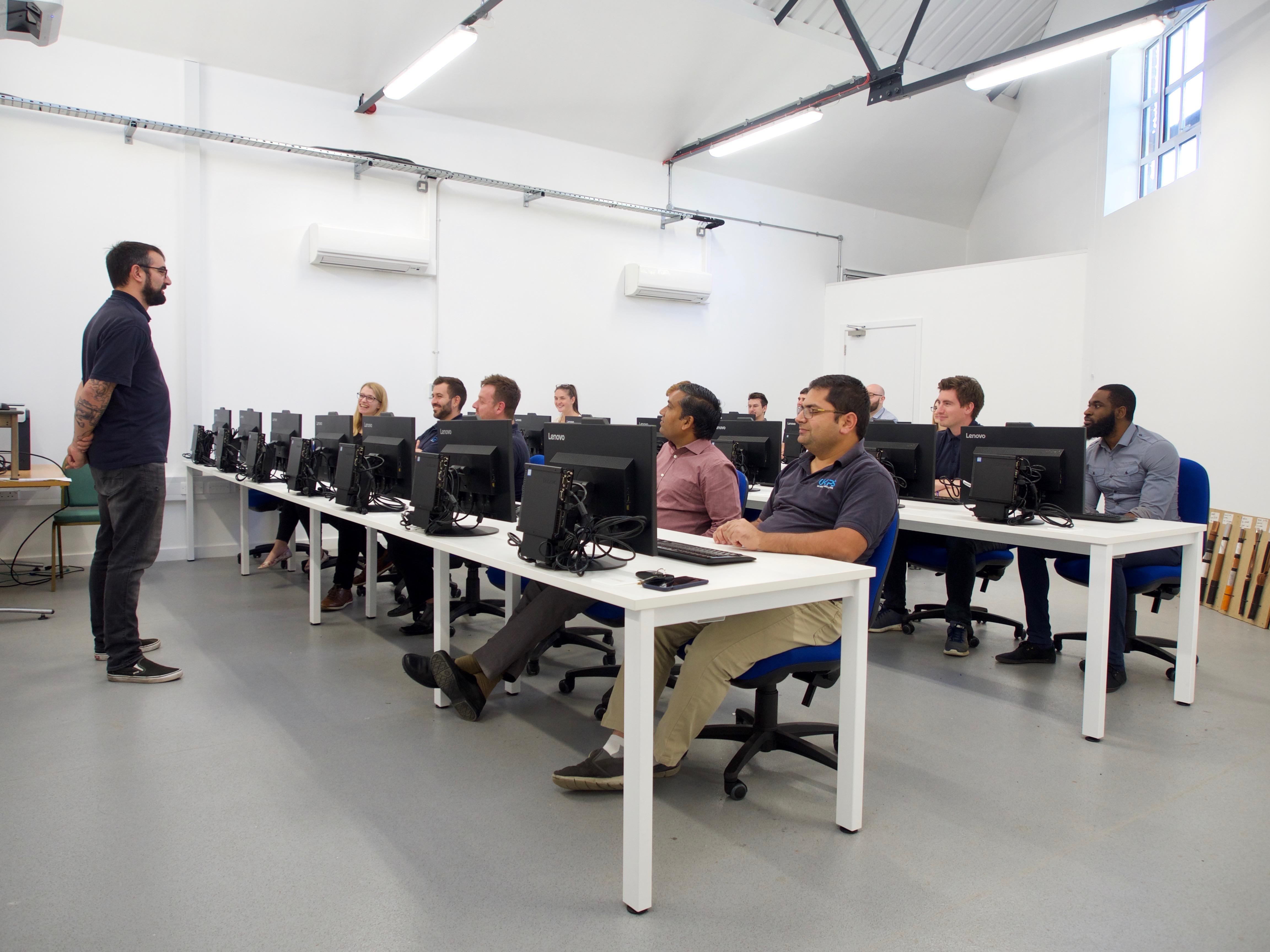 UKPS graduate training scheme