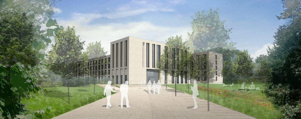 New connections to student accommodation at Pebble Mill